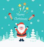 Merry Christmas from Santa.