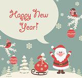 New Year Greeting.