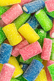 fruit sugar colorful gummy candy
