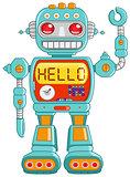 Hello robot