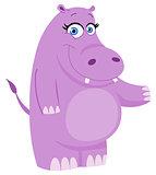 Hippo presenting