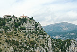 gourdon historic hilltop monastery france