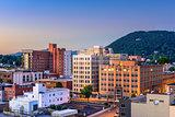 Roanoke Virginia Cityscape