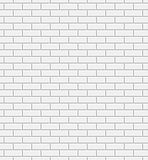Vector white brick wall background