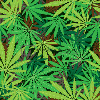 cannabis hemp texture