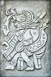 Ancient Mayan hieroglyph