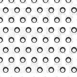 seamless circles pattern background