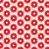 Seamless pattern background flower vector