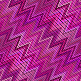 ZigZag Lines Gradient Tiling. Seamless Multicolor Pattern.