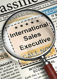 We're Hiring International Sales Executive. 3D.