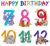 birthday greeting card designs