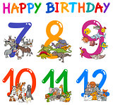 birthday greeting cards design