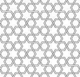 seamless moroccan mosaic