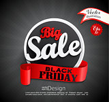 Big sale - Black Friday.