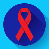 World Aids Day red ribbon 1 december awareness
