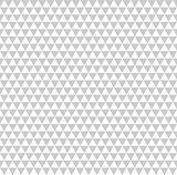 Seamless diamonds and triangles pattern.