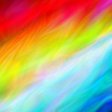 Abstract silky vector background in bright colors