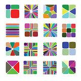 Colour Elements for Pattern Construction