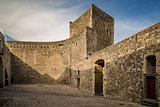Melfi Castle in Basilicata