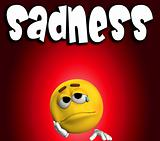 Sadness Word