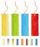 Celebrative sale tags