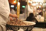 Snail soup in Djemaa el Fna