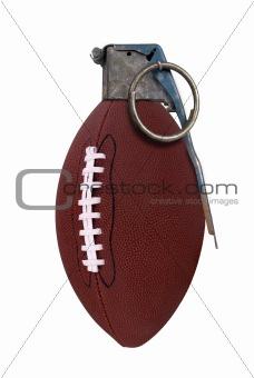 Football grenade