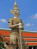 Bangkok Palace Guard