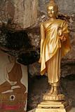 cave buddha