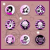 Emo icons