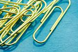 Golden clips