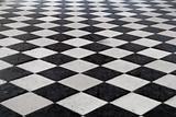 Medieval Tiled Floor