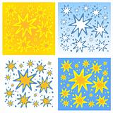 variants of a star background