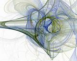 fractal burst pattern