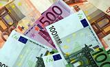 Euro bank notes