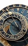 Ancient Astronomical clock in Prague