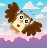 Valentine owl topic image 1