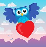Valentine owl topic image 2