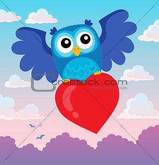 Valentine owl topic image 2