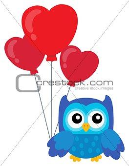 Valentine owl topic image 3