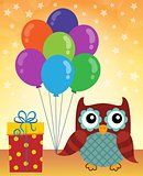 Party owl topic image 1