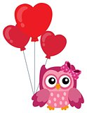 Valentine owl topic image 4