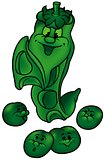 Green Pea And Beans