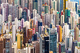 Hong Kong China Cityscape