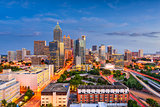 Atlanta Georgia Skyline