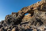 Ark rock formation (Pointe du Payre, France)