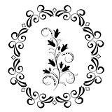 flowers vector florishes 1