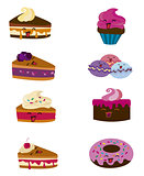 kawaii candy and cakes