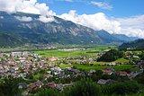 View over Schwaz.