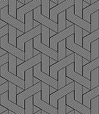 Seamless zigzag lines pattern. Geometric texture.